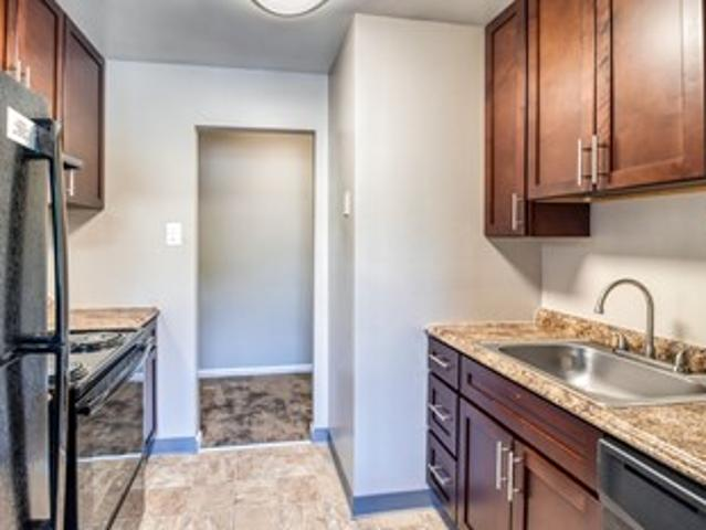Carriage Park Apartments One Bedroom