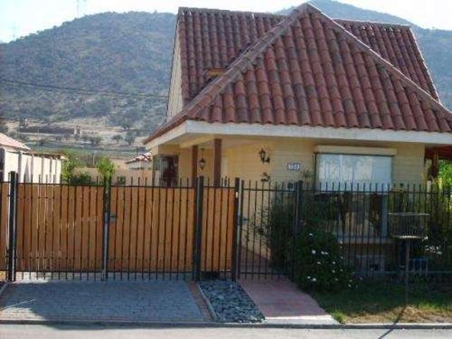 Casa 3 Dorm / 3 Banos / Alto El Manzano $ 310.000