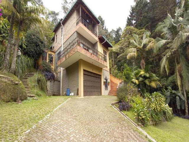 Casa Campestre En Venta Loma Del Chocho Envigado