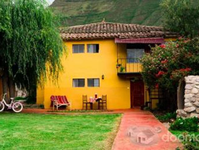 Casa De Campo En Alquiler Amoblada Y Equipada En Urubamba
