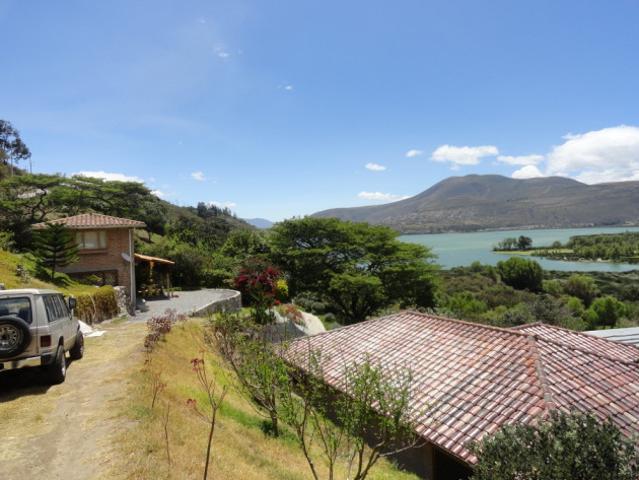 Casa De Campo Vista A Yahuarcocha