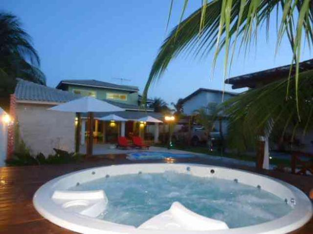 Casa De Luxo Em Condominio Em Frente A Praia Da Espera Em Itacimirim