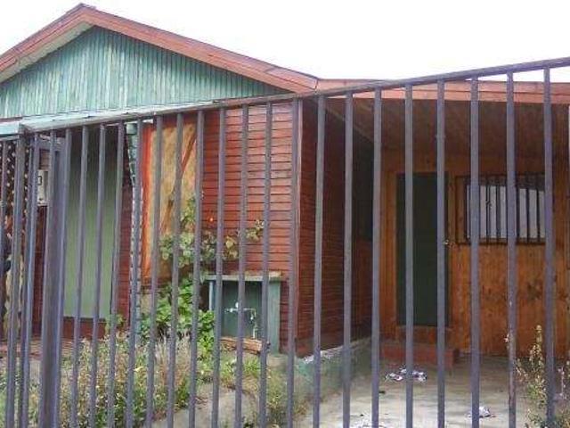 Casa En Temuco Fundo El Carmen Acepto Subsidio