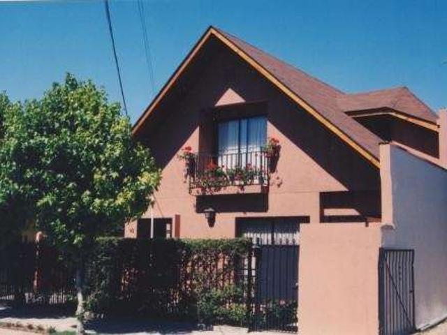Casa Excelente Vendo En Rancagua. Barrio El Tenis