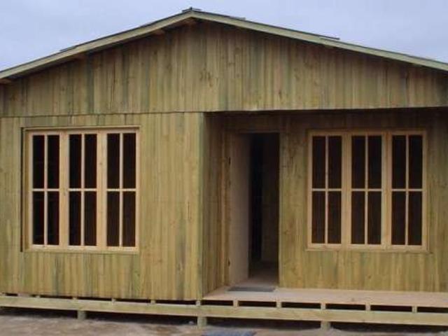 Casas 3 Dormitorios Prefabricada Concepcion Casas En Concepcion