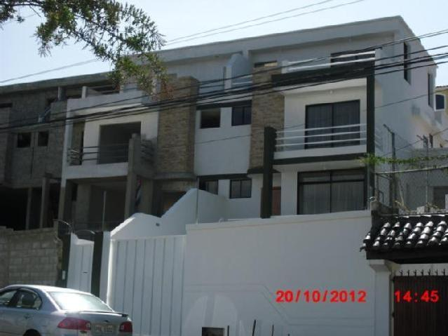 Casas De 4 Dormitorios, Nuevas, Elegantes. Conjunto Privado Casa En Venta En Quito Carcelén
