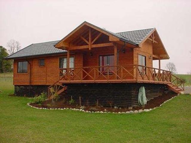 Casas madera modulares mitula casas - Casas de madera modulares ...