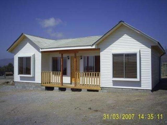 Casas prefabricadas madera casas metalcom llave en mano - Casas prefabricadas nordicas ...