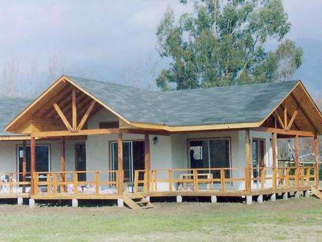 Casas Prefabricadas Casa Zabala