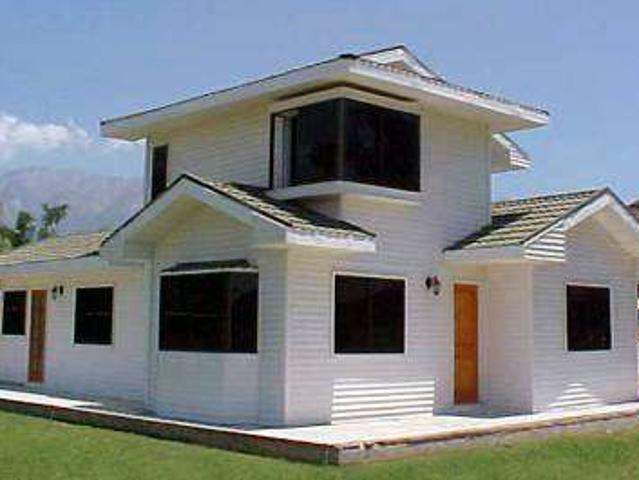 Casas prefabricadas madera cisterna santiago mitula casas - Tipos de casas prefabricadas ...