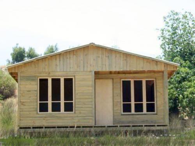 Casas prefabricadas madera en pirque mitula casas for Prefabricadas madera