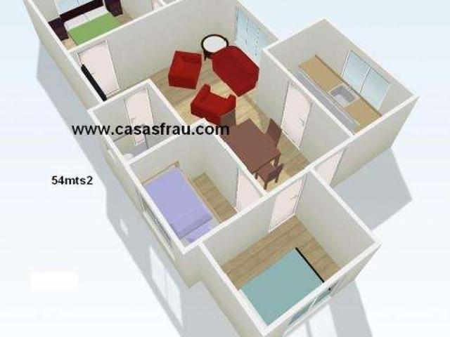 <strong>Casas</strong> <strong>Prefabricadas</strong> Frau Ltda