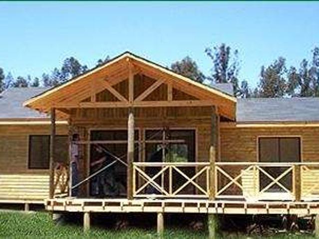 Casas Prefabricadas Frau Modelo Bosque 100mt2