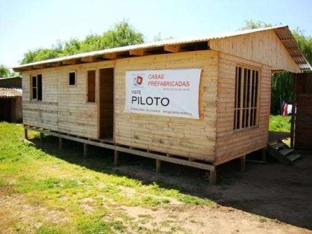Casas prefabricadas v region economicas imagui - Casas prefabricadas economicas ...