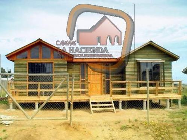 Casas Prefabricadas La Hacienda