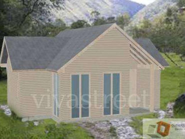 Casas Y Cabañas Prefabricadas 110 M2 Gutierrez Abarza