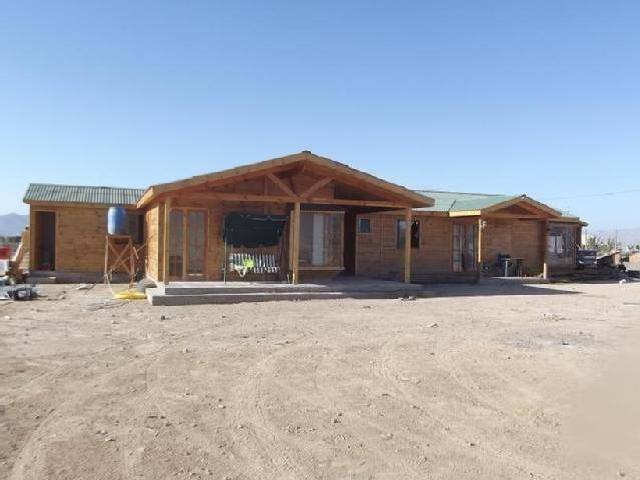 Casas Y Cabañas Prefabricadas En Copiapó