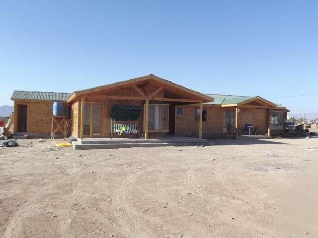 Casas prefabricadas en atacama mitula casas - Cabanas casas prefabricadas ...