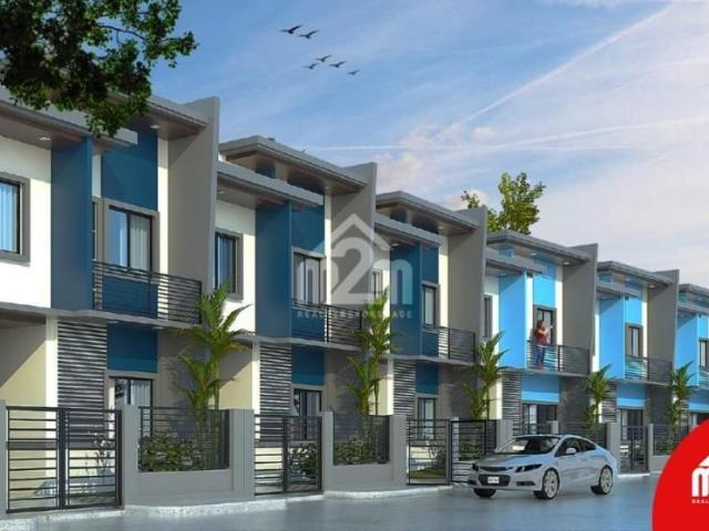 Cebu Affordable 3 Br Townhouse In Talisay City For Sale