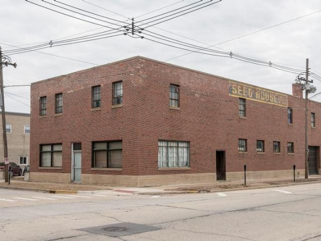Champaign, The Seed House Is A Prime Development Property In