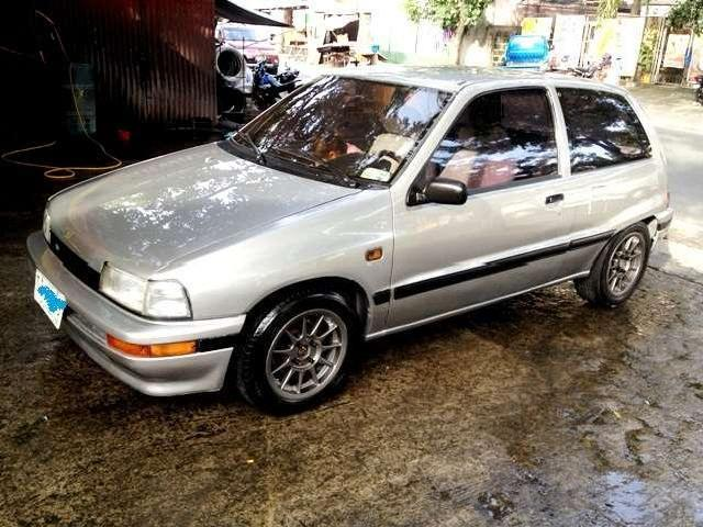 Charade mt honda makina