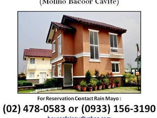 Charlotte House Model In Bellefort Estates For As Low As P21,719/month