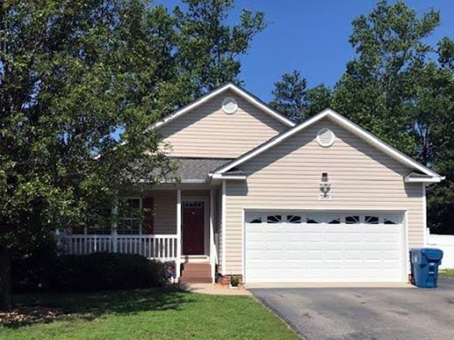 Chester, This Darling Three Br, Two Ba, One Level Home Has