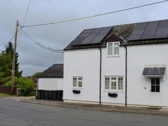 Chetnole Road, Leigh, Sherborne Dt9, 3 Bedroom End Terrace House