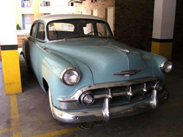 Chevrolet 1953 Original Perfecto Estado