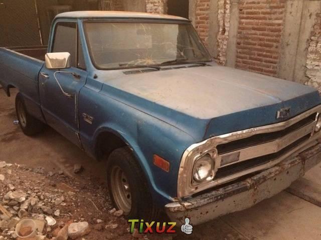 Chevrolet Chevrolet Pick Up C10 Usados Mitula Autos