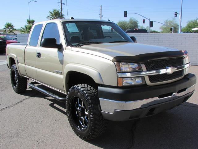 Chevrolet Silverado In Mesa Used 2500 Extended Cab Mitula Cars