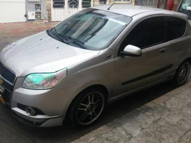 Chevrolet Aveo Usados En Bogot Carros Chevrolet Aveo Gti Bogota