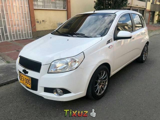 Chevrolet Aveo Usados En Colombia Carros Chevrolet Aveo Colombia