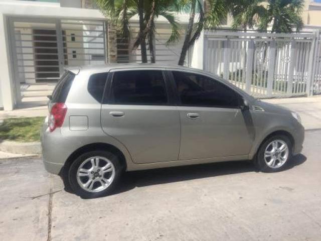Chevrolet Aveo Usados En Barranquilla Carros Chevrolet Aveo 2012