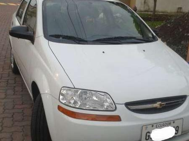 Chevrolet Aveo Family Usados Autos Chevrolet Aveo Family Blanco