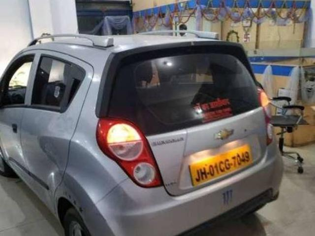 Chevrolet Beat Ls Jharkhand 2 Chevrolet Beat Ls Used Cars In