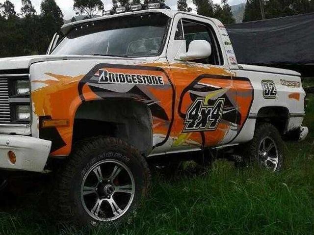 Chevrolet Blazer Usados Autos Chevrolet Blazer 4x4 Gasolina
