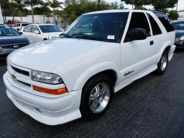 Chevrolet Blazer In Tampa Used Suv Mitula Cars