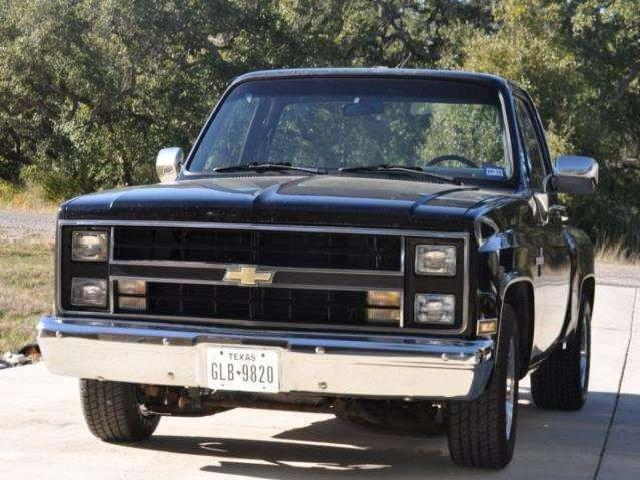 1987 Chevy C10 Truck Mitula Cars