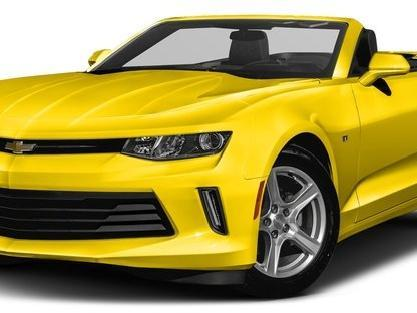 Chevrolet Camaro In Amarillo   Used Chevrolet Camaro 2017 Amarillo   Mitula  Cars