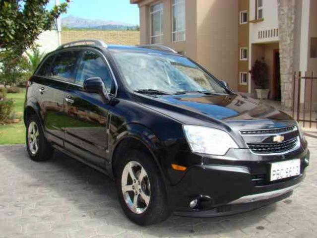 Chevrolet Captiva Usados Autos Chevrolet Ecuador Captiva Mitula