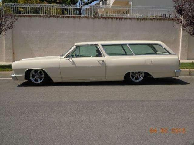 Chevrolet Chevelle 2 Door Wagon