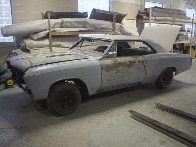 1967 Chevelle Project Used Cars Mitula Cars