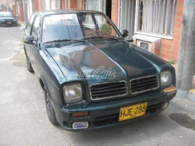 Chevrolet chevette coupe 1982