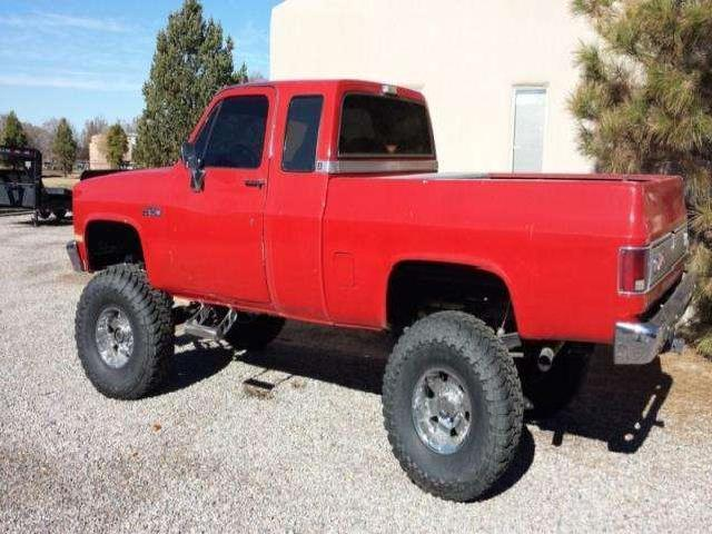 1983 K Chevrolet C 10 Used Cars Mitula Cars