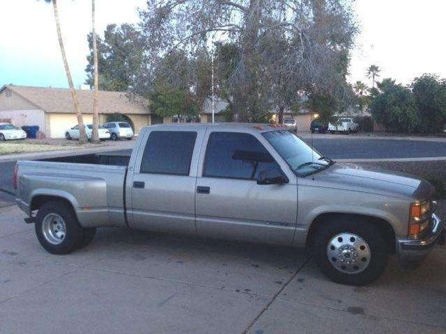 Dodge Dealer Tucson >> 1999 Chevy 3500 Dually   Mitula Cars