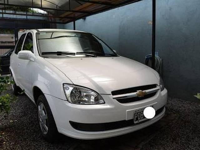 Chevrolet classic 2015 chevrolet classic pack electrico unica mano impecable