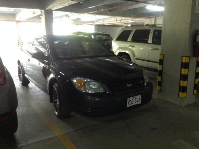 Chevrolet cobalt cupe 2008