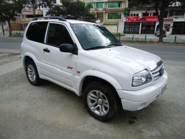 Chevrolet Grand Vitara 3 Puertas Guayas
