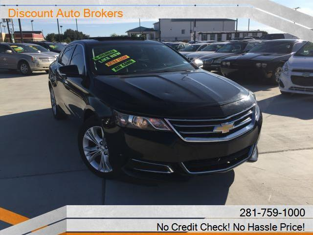 Chevrolet Impala In Weatherford   Used Chevrolet Impala 2014 Weatherford    Mitula Cars